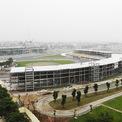 <p> Toàn bộ công trình gồm đường đua và các khu chức năng được xây dựng trên tổng diện tích 88 ha.Đường đua có chiều dài 5,565 km, gồm 22 góc cua xung quanh sân vận động quốc gia Mỹ Đình,</p>