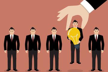 Nhân tài xem sếp giỏi quan trọng hơn lương thưởng