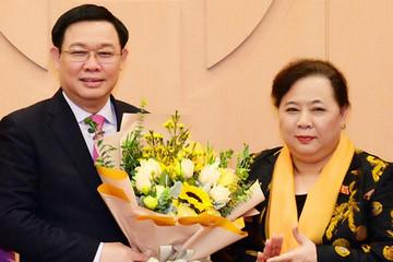 Ông Vương Đình Huệ làm Trưởng đoàn ĐBQH TP Hà Nội