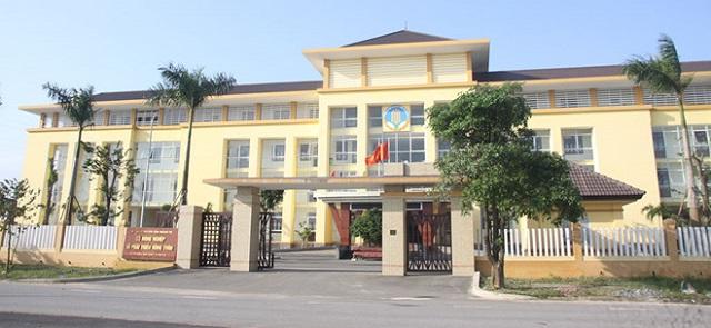 Trụ sở mới của Sở NN-PTNT tỉnh Quảng Trị