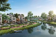 Lợi thế 'vàng' của bất động sản ven sông