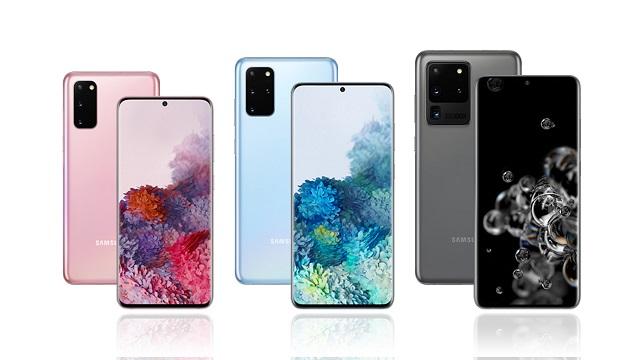 Bộ 3 Galaxy S20 ra mắt tại Việt Nam, giá cao nhất gần 30 triệu đồng