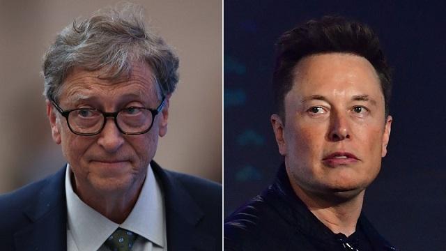 Elon Musk nói gì khi Bill Gates mua xe của đối thủ?