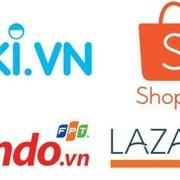 Đóng cửa trên 30.000 gian hàng trên Shopee, Tiki, Lazada… vì 'thổi' giá khẩu trang, nước rửa tay