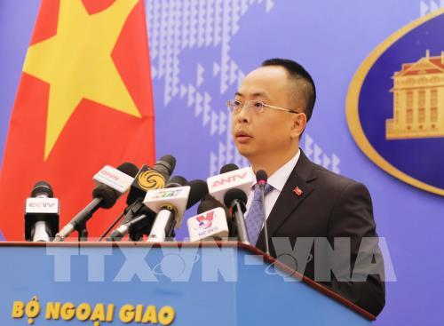 Bộ Ngoại giao lên tiếng trước việc Mỹ đưa Việt Nam khỏi danh sách nước đang phát triển