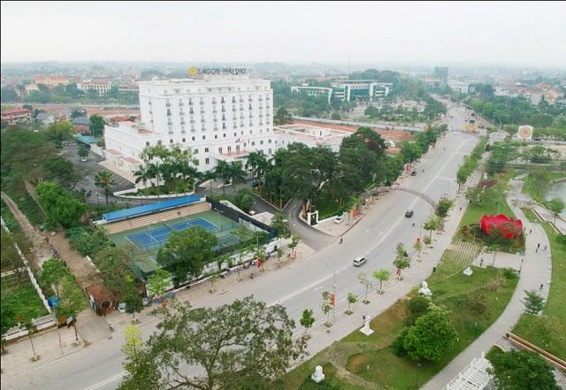 Thành phố Việt Trì vừa được điều chỉnh quy hoạch tổng thể đến 2030, tỷ lệ 1/10.000