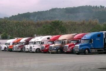 Hơn 2.000 xe nông sản của Việt Nam được xuất khẩu qua cửa khẩu Lào Cai