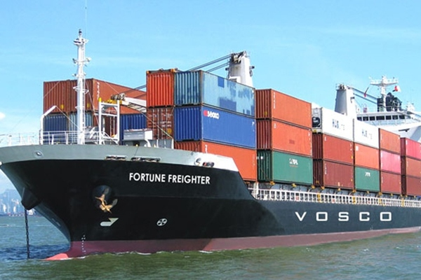 Vận tải biển lỗ 'leo thang' với nhiên liệu mới