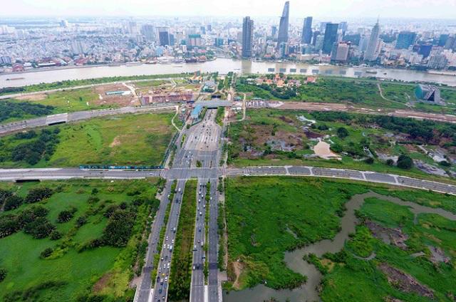 'Thành phố phía Đông' trong tương lai của TP HCM đã có những gì?