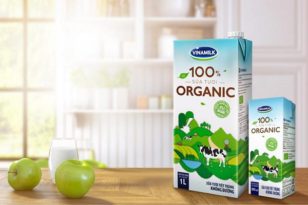 Vinamilk được cấp phép xuất khẩu sữa đặc vào Trung Quốc