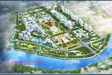 Gần 9.300 tỷ đồng làm giai đoạn 1 dự án khu đô thị mới Bắc Sông Cấm, Hải Phòng
