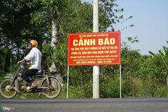 Câu chuyện 'sốt' đất ở Bình Ba