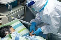 Bệnh nhân Trung Quốc tái nhiễm nCoV