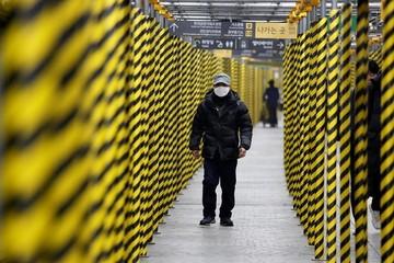 Số ca nhiễm virus corona ở Hàn Quốc tăng vọt lên 156