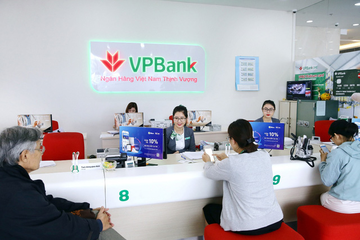 Quỹ ngoại trở thành cổ đông lớn của VPBank