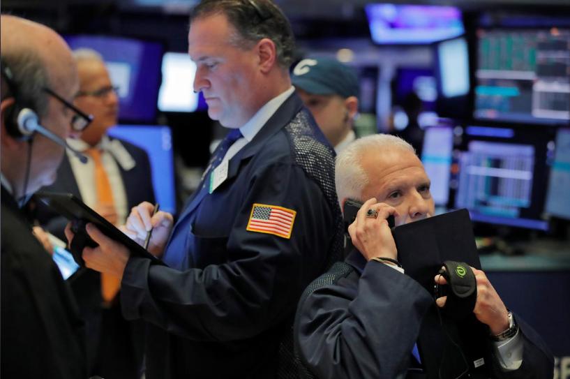 Lực bán tăng mạnh tại Phố Wall, S&P 500 và Nasdaq mất hơn 1%