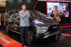 Mitsubishi trình làng bản nâng cấp Xpander, tăng giá bán