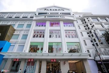 Cửa hàng Uniqlo đầu tiên tại Hà Nội sắp khai trương