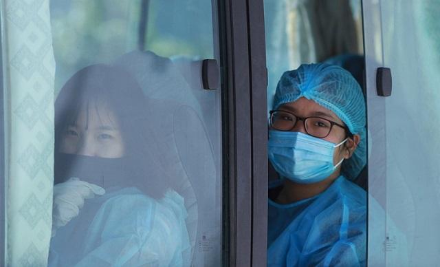 Đà Nẵng cách ly 80 người đến từ Daegu, Hàn Quốc