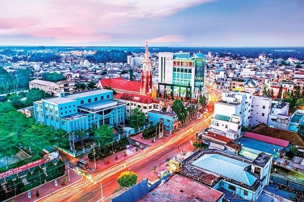 Đồng Nai sẽ đấu giá 5 khu đất ở huyện Long Thành