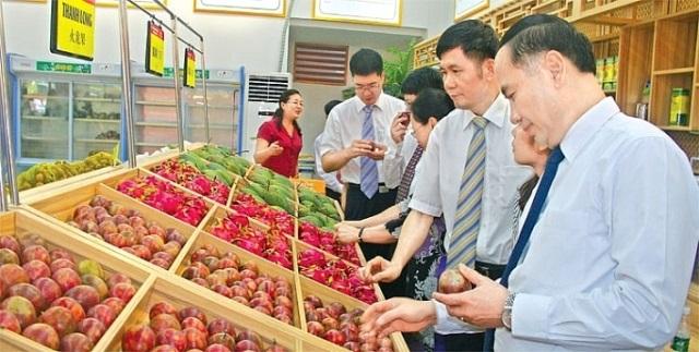 Các doanh nghiệp Việt Nam kỳ vọng tăng cường hợp tác thương mại nông sản với Mỹ.