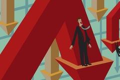 Hàng loạt cổ phiếu lớn giảm sàn, VN-Index mất gần 30 điểm
