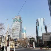 Virus corona 'mang trời xanh về các thành phố ô nhiễm' ở Trung Quốc