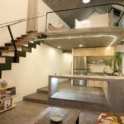 Ngôi nhà 40 m2 tối giản khác biệt trong căn hẻm nhỏ Hà Nội