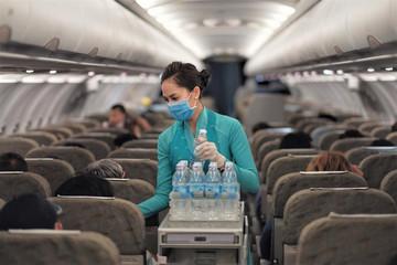 Lo ngại Covid-19, các tổ bay của Vietnam Airlines tới Hàn Quốc không nhập cảnh