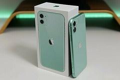 iPhone 11 xách tay tăng giá