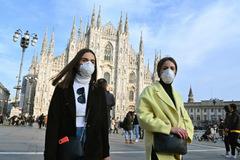 Số ca nhiễm nCoV ở Italia tăng lên 229