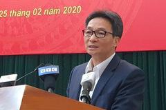 Phó thủ tướng: 16 ca khỏi bệnh, Việt Nam đã kiểm soát tốt dịch