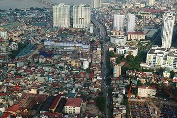 Sắp xếp đơn vị hành chính cấp xã, huyện tại Hà Nội và 5 tỉnh, thành phố