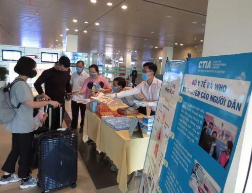 Từ 21h ngày 26/2, hành khách Việt về từ Hàn Quốc phải cách ly tập trung 14 ngày