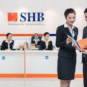 251 triệu cổ phiếu trả cổ tức 2017, 2018 của SHB được giao dịch trong tháng 3