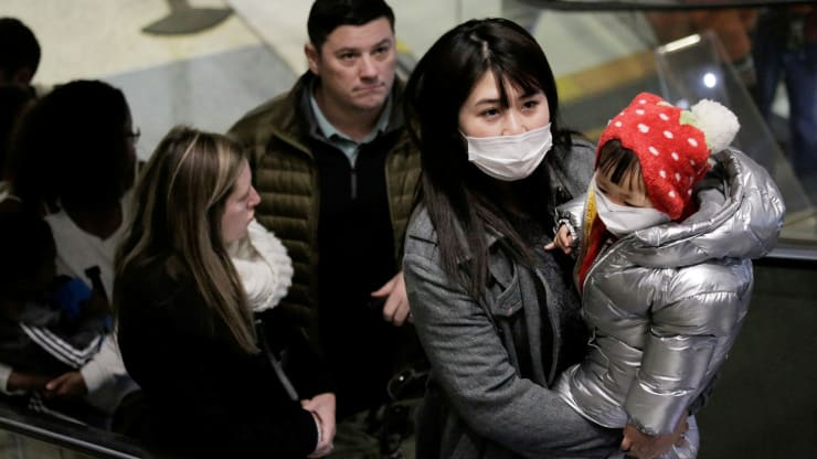 Mỹ xác nhận nguy cơ 'lây nhiễm cộng đồng' từ bệnh nhân Covid-19 ở California