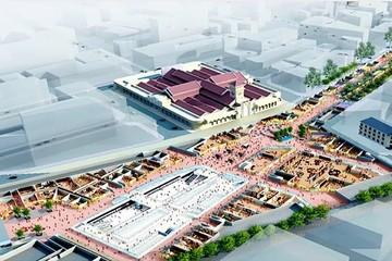 Chưa có nhà đầu tư trung tâm thương mại ngầm Bến Thành