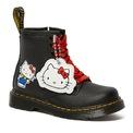 <p> Hello Kitty, nhân vật nổi tiếng và được yêu thích nhất của công ty Sanrio Nhật Bản sẽ hợp tác cùng Dr.Martens cho ra mắt bộ sưu tập giày dép đặc biệt bao gồm: giày cổ cao, giầy đế bệt loafer, dép sandal.</p>