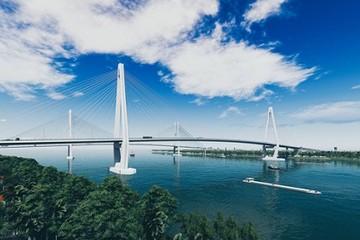 Khởi công đường dẫn phía Tiền Giang dự án cầu Mỹ Thuận 2