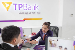 TPBank muốn mua lại tối đa 10 triệu cổ phiếu