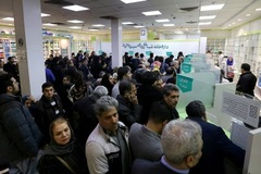 Iran 'khốn khổ' với nguồn cung thuốc men, dụng cụ y tế thiếu hụt