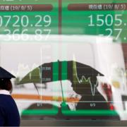 Cổ phiếu châu Á giảm 1 - 3%, thị trường thế giới hướng tới tuần giảm mạnh nhất 11 năm