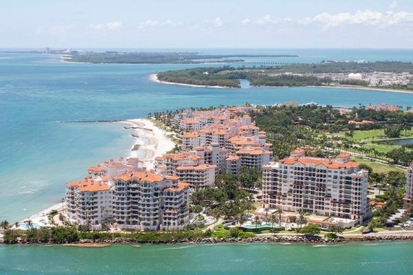 Hòn đảo nhân tạo chỉ dành cho giới siêu giàu tại Mỹ