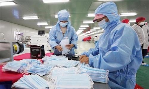 Xuất khẩu khẩu trang y tế phải có giấy phép