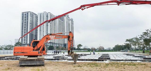 Samsung xây trung tâm nghiên cứu lớn nhất Đông Nam Á tại Hà Nội