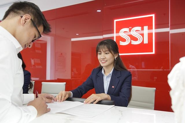 SSI tung gói margin 2.000 tỷ đồng lãi suất 9%