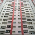 <p> Chung cư này được xây dựng trên khu đất gần 8.500 m2, gồm 2 block căn hộ cao 16 tầng với 1 hầm, 1 trệt, 15 lầu và 1 sân thượng. Dự án được khởi công từ tháng 8/2009 và hoàn thành trong năm 2012.</p>