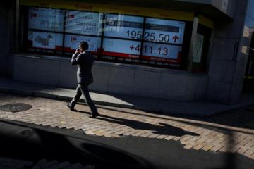 Australia, Malaysia hạ lãi suất xuống thấp nhiều năm, chứng khoán châu Á giữ đà tăng