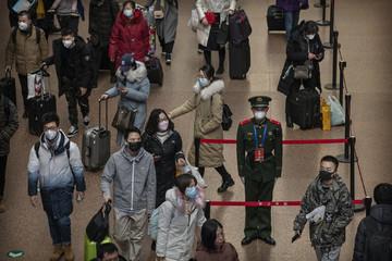 Số ca nhiễm mới Covid-19 thế giới gấp gần 9 lần tại Trung Quốc