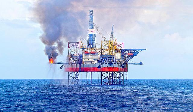 Cổ phiếu cả ngành dầu khí giảm sâu